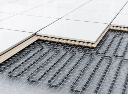How to Get your Floors to be a Great Heat Source